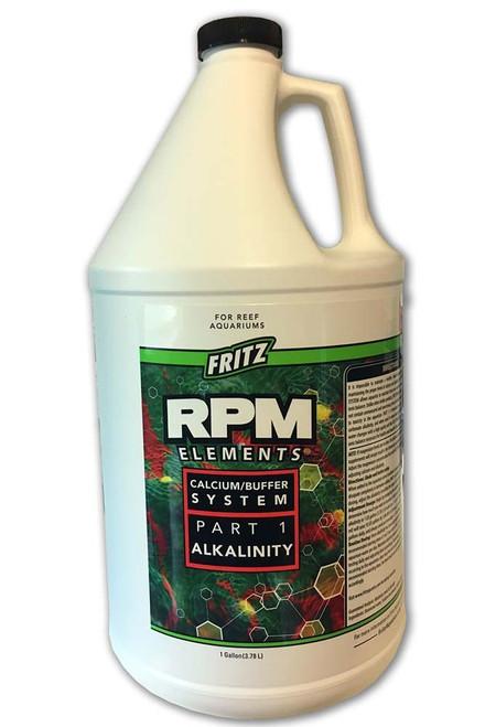 Fritz RPM Elements Calcium/Buffer System Part 1 Alkalinity 1gal