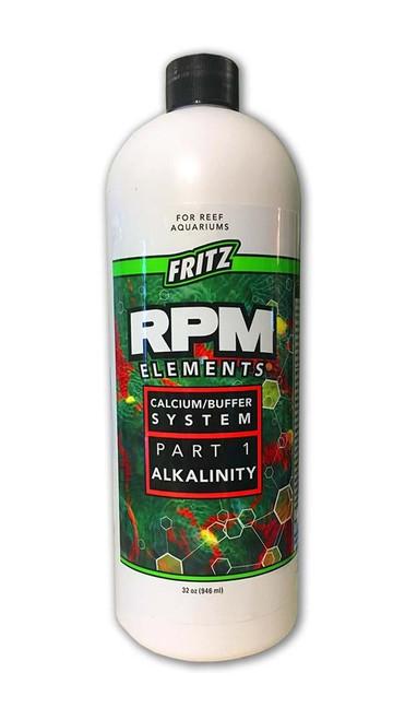 Fritz RPM Elements Calcium/Buffer System Part 1 Alkalinity 32oz