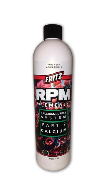 Fritz RPM Elements Calcium/Buffer System Part 2 Calcium 16oz