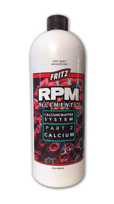 Fritz RPM Elements Calcium/Buffer System Part 2 Calcium 32oz