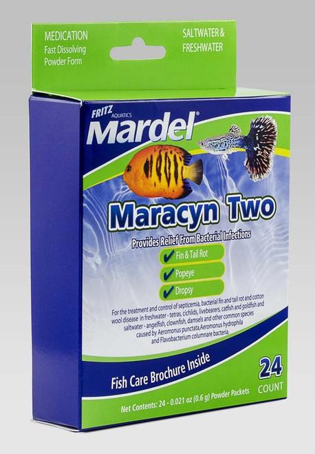 Mardel Maracyn 2 24ct