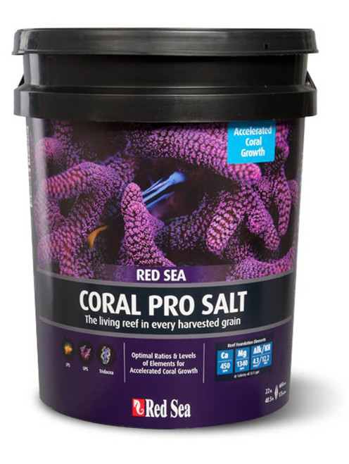 Red Sea Coral Pro Salt Bucket 175gal