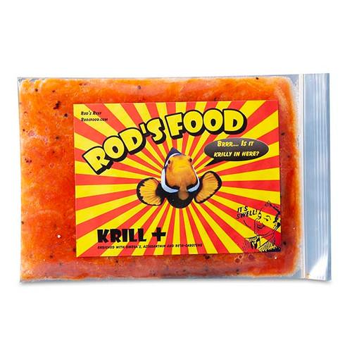 Rod's Food Krill+ 8 oz