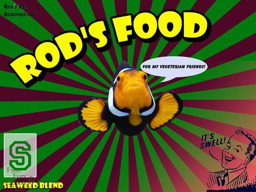 Rod's Food  Seaweed Blend 30 gram