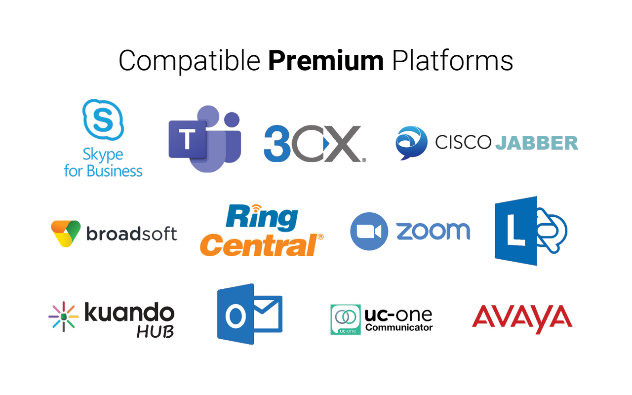 kuando busylight compatible platforms