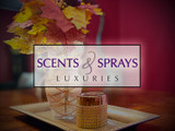 We Are Now Scents and Sprays Luxuries!