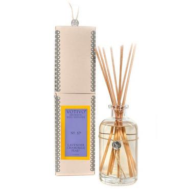 Votivo Aromatic Collection Lavender Chamomile Pear Reed Diffuser