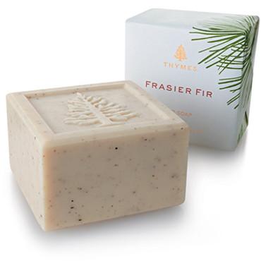 Thymes Fraser Fir Collection Bar Soap
