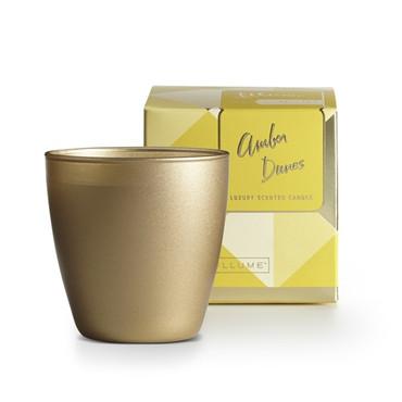 Illume Amber Dunes Demi Boxed Glass Candle