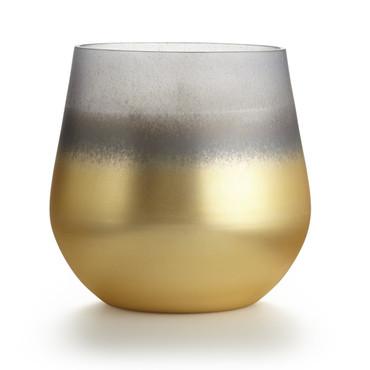 Illume Amber Dunes Cavern Glass Candle