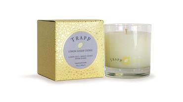 Trapp Fragrances Seasonal Collection Lemon Sugar Cookie Large Candle