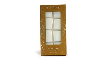 Trapp Fragrances Seasonal Collection Golden Cypress Home Fragrance Melts