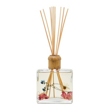 Rosy Rings Signature Collection Apricot & Rose Botanical Reed Diffuser 13oz