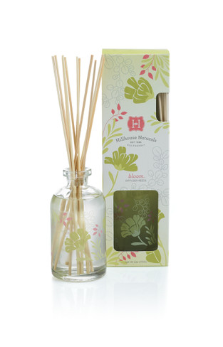 Hillhouse Naturals Bloom Reed Diffuser