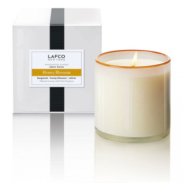 LAFCO Honey Blossom/Great Room Signature 15.5oz Candle