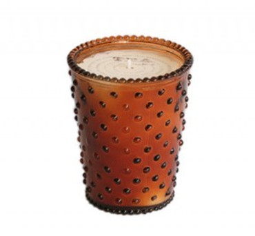 Simpatico No. 2 Tea Hobnail Glass Candle