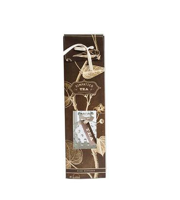 Simpatico No. 2 Tea Hobnail Glass Diffuser