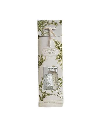 Simpatico No. 17 Fern Hobnail Glass Diffuser