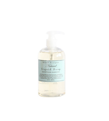 K. Hall Designs Egyptian Jasmine Pure Vegetable Oil Soap