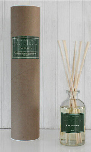 K Hall Evergreen Reed Diffuser
