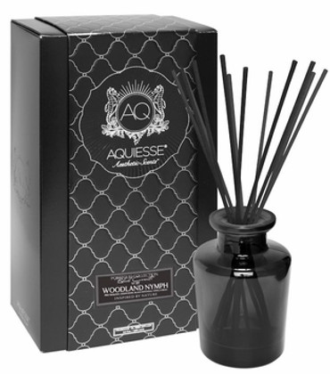 Aquiesse Black Currents Collection Woodland Nymph Reed Diffuser