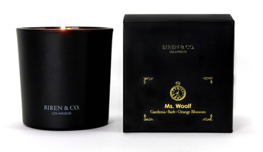 Biren & Co Ms. Woolf Boxed Candle Memoris Collection