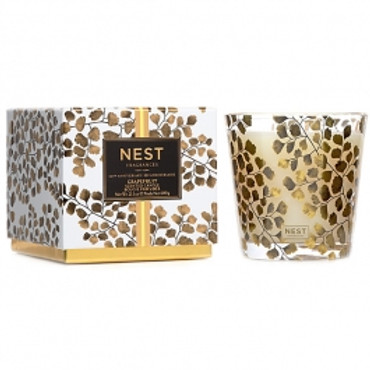 Grapefruit Limited Edition 10th Anniversary 3 Wick Candle