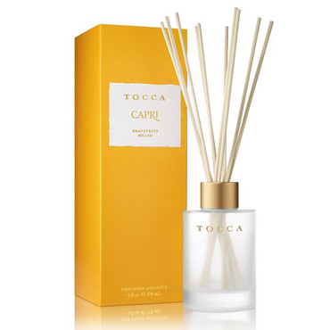 Tocca Capri Voyage Collection Fragrance Reed Diffuser