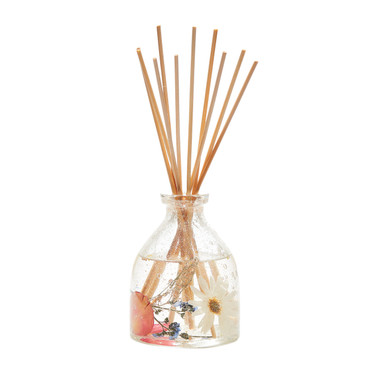 Rosy Rings Signature Collection Apricot & Rose Botanical Reed Diffuser 6oz