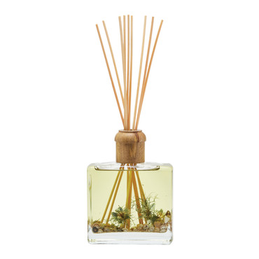 Rosy Rings Signature Collection Beach Daisy Botanical Reed Diffuser 13oz