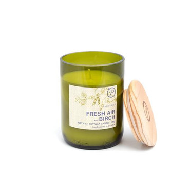 Paddywax  Fresh Air & Birch Upcycled ECO Candle