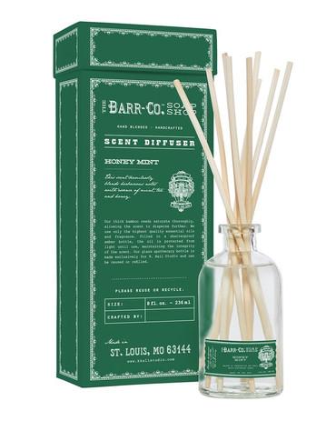 Barr-Co. Honey Mint Scent Diffuser Kit