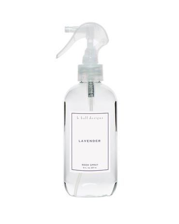 K. Hall Designs Lavender Room Spray