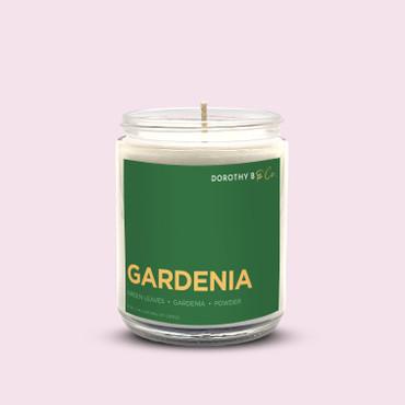 Dorothy B & Co Signature Gardenia Candle