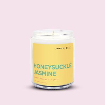 Dorothy B & Co Signature Honeysuckle Jasmine Candle