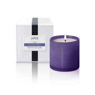 LAFCO Amber Lavender Amber/ Signature 15.5 oz Candle