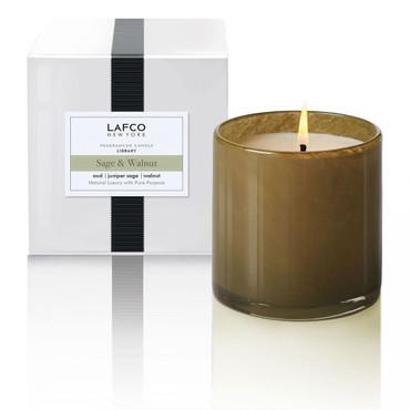 LAFCO Sage & Walnut/ Signature 15.5 oz Candle