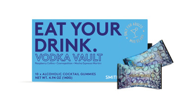 Smith & Sinclair Vodka Vault Alcoholic Gummies