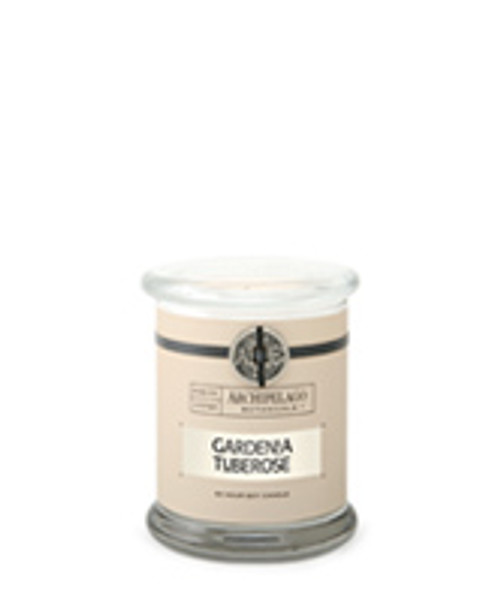 Archipelago Signature Collection Gardenia Tuberose Glass Jar Candle
