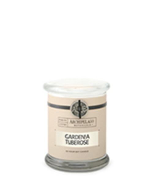 Archipelago Signature Collection Gardenia Tuberose Glass Jar Candle