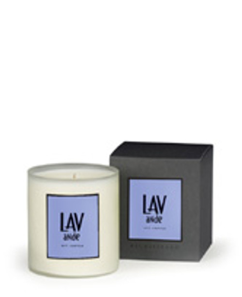 Archipelago AB Home Collection Large Lavende Soy Candle