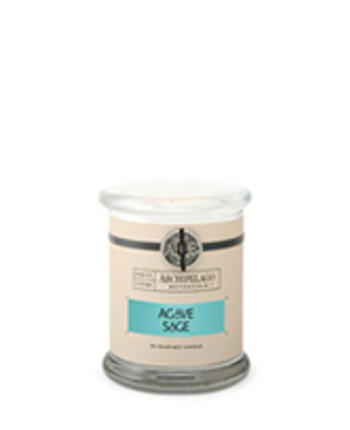 Archipelago Signature Collection Agave Sage Glass Jar Candle