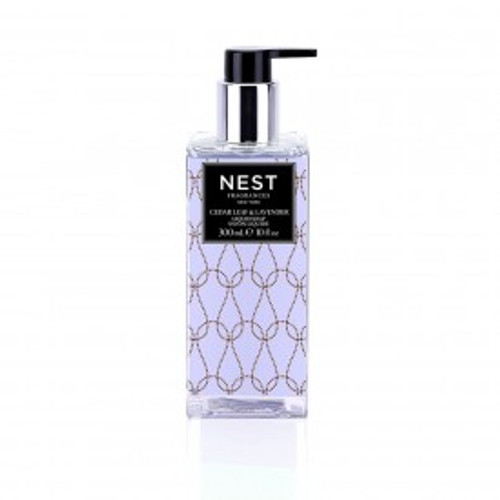Nest Fragrances Cedar Leaf & Lavendar Liquid Soap
