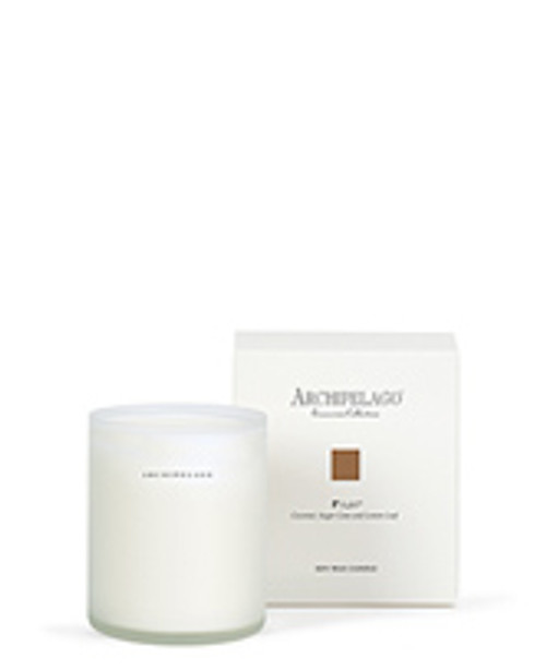 Archipelago Excursion Collection Fiji Soy Candle