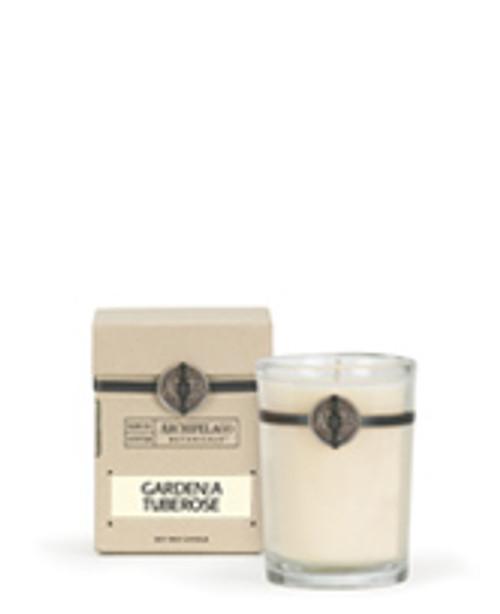 Archipelago Signature Collection Gardenia Tuberose Soy Candle