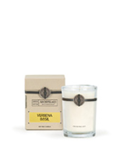 Archipelago Signature Collection Verbena Basil Soy Candle