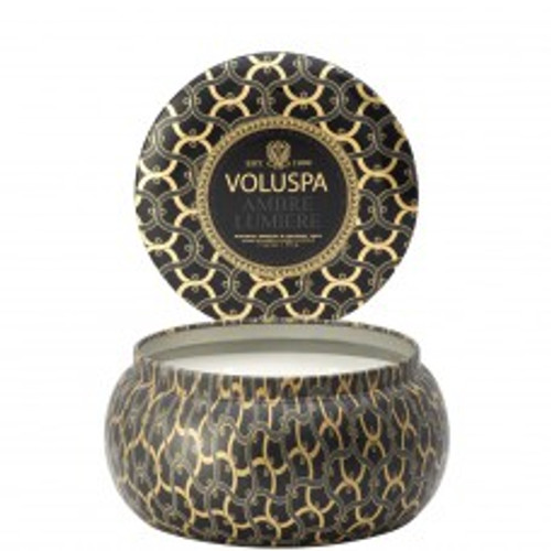 Voluspa Maison Blanc Collection Gardenia Colonia Classic Maison Candle