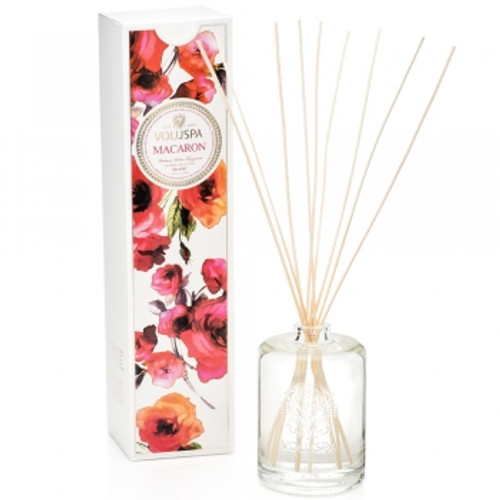 Voluspa Maison Blanc Collection Macaron Home Diffuser