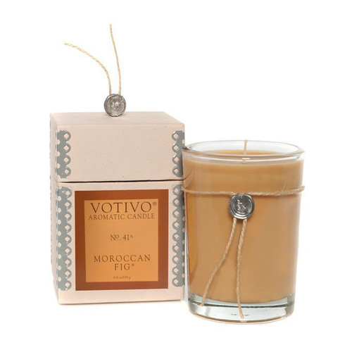 Votivo Aromatic Collection Morrocan Fig Boxed Candle