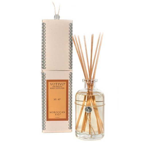 Votivo Aromatic Collection Moroccan Fig Reed Diffuser
